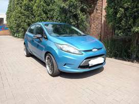 Ford fiesta 1.6 ambient