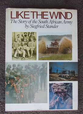 Like the Wind - The story of the SA Army