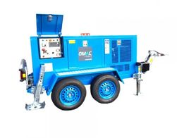 Wciągarka linowa do wciągania rur i renowacji rurociągów 10 ton 100 kN