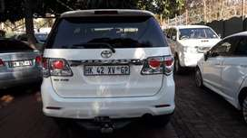 Toyota Fortuner 3.0D4D 4x2 SUV Automatic For Sale