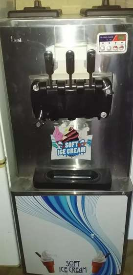 Soft Ice Cream Maker