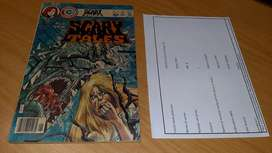 Charlton,  Scary Tales  - Fabric of death Vol.1 #9