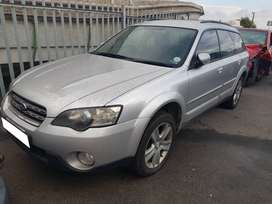 Subaru Outback 3.0 2006 auto stripping for spares.