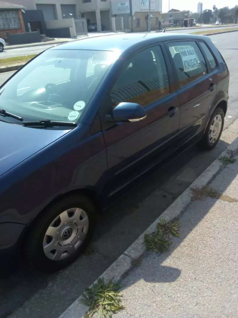 Selling vw polo comfortline 1.6i accident free 0