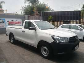 2020 Toyota Hilux 2.0 VVTI Single cab