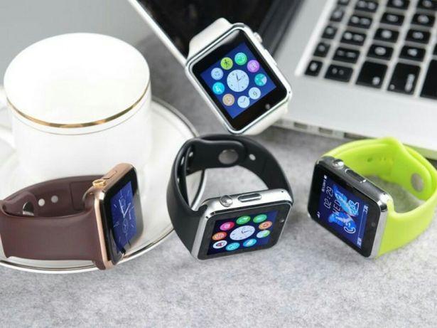 Смарт часы телефон А1. Новый в наличии. Розница, Опт, Дроп. Чернигов - изображение 5