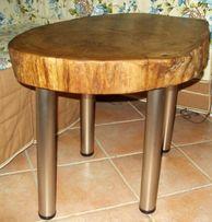 Стол из спила столетнего дуба