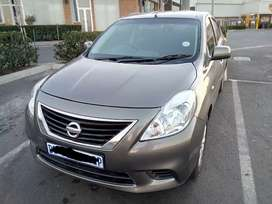 Nissan Almera authomatic transmission 2014