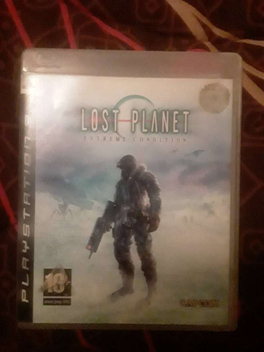 Ps3 Shooter action game 0
