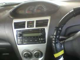 Its  1.3 Toyota yaris 2009 and the car is accident free