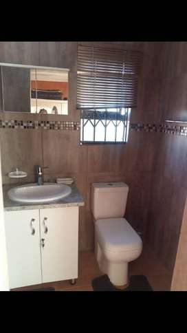 Spruitview Cottage Available  Immediately R3500