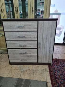 Chest of drawers and coffee table