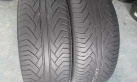 2x275/50/20 Yokohama tyres for sale still in good continue