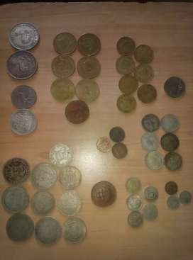 South Africa Old and Rare Coins & Notes