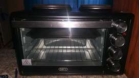 Two plate Defy stove