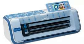 Brother scan and cut cutting machine