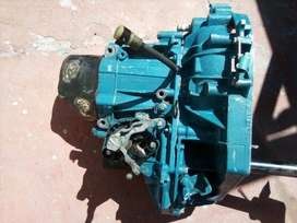 renault meagane 1.6 manuall gearbox petrol 5 speed fro sale