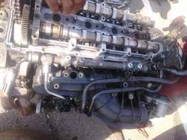Top cylinder head Hyundai ix35 diesel selling for spares 2litre