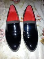 Туфлі жіночі 37 розмір лак