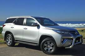 2016 Toyota Fortuner 2,8 GD - 6 4x2 Automatic