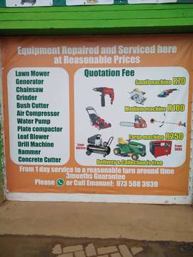 All Gardening And Power Equipment