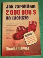 Jak zarobiłem 2 miliony $ na giełdzie - Nicolas Darvas