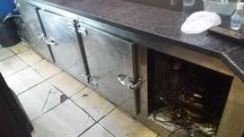 Fridge Under Counter