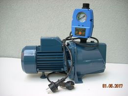 Hydrofor bez zbiornika z automatem sterującym PC-59 - pompa JSW 150