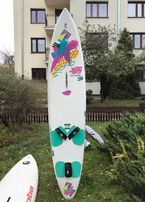 Deska windsurfingowa HI FLY Extreme