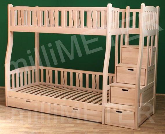 двухъярусная кровать Лиана 2 (Ліжко двоповерхове) Черкассы - изображение 5