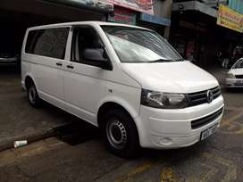 VW TRANSPORTER 8 SEATERS MANUAL