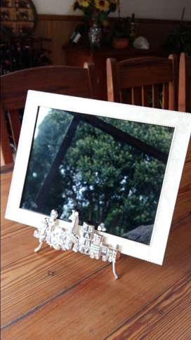 Baby Picture Frame And Stand (SALE MUST GO ITEM )