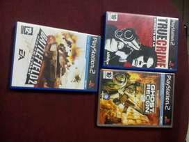 R249//Ps2 games for sale