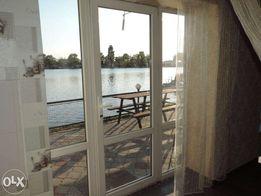 Освободились числа 24-26.08.Сдается домик с баней на берегу Днепра.