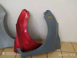 Renault Clio 4 fender both side