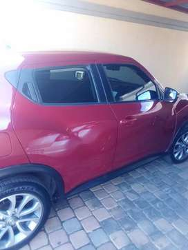 Very good condition Nissan juke 2015