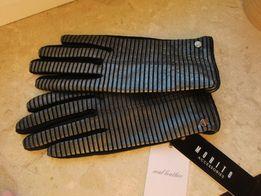 Oryginalne Nowe z metką skórzane rękawiczki Mohito prawdziwa Skóra