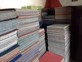 New Assorted Carpet tiles supply and fitting