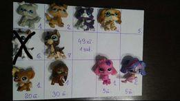 Littles Pet Shop figurki pieski