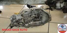 IMPORTED USED NISSAN GA16 AUTO GEARBOX FOR SALE AT MYM AUTOWORLD