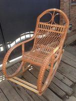 Кресла - качалки плетеные из лозы