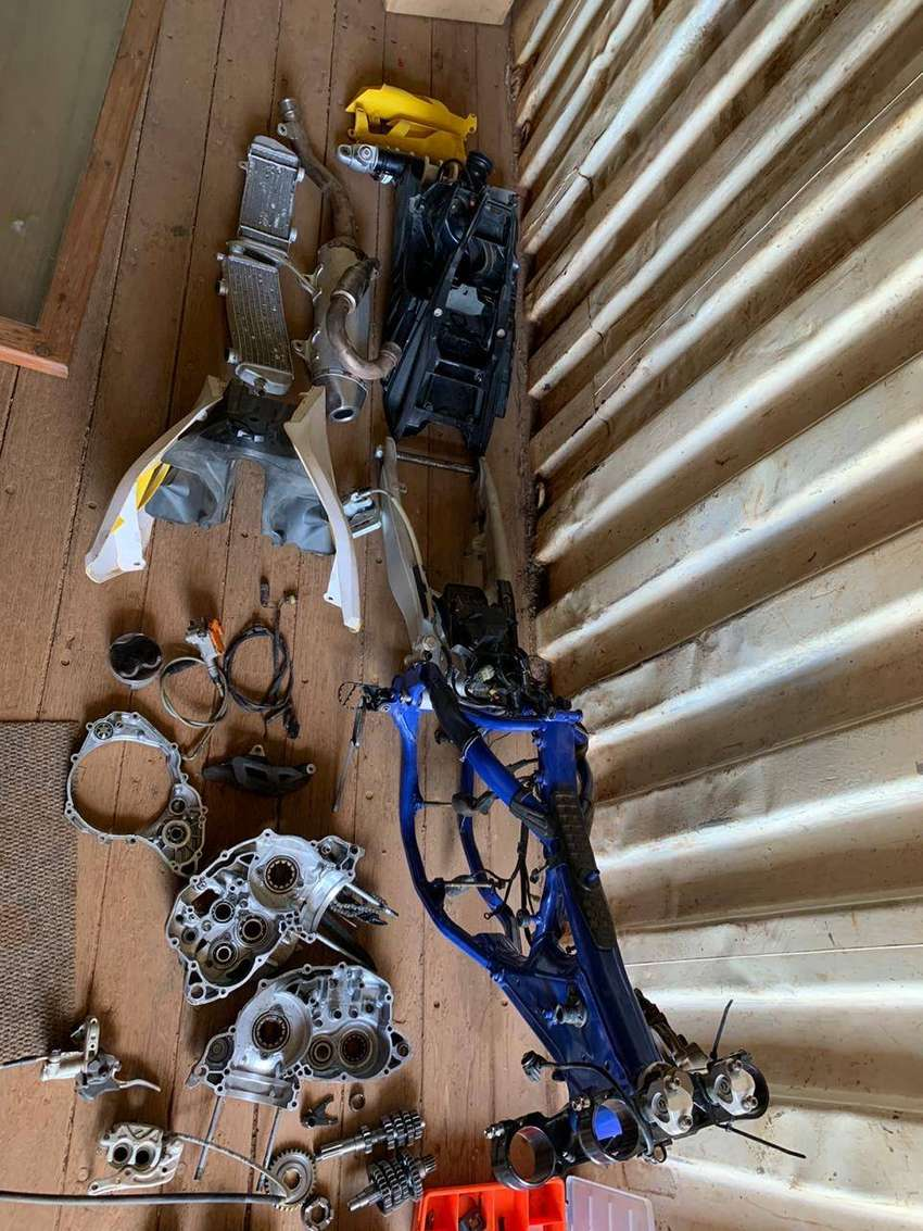 Husky 250 Fc Parts ALL FOR R7500