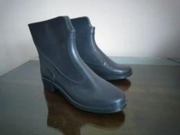 Резиновые ботинки сапоги, размер 37