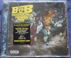 CD B.o.B :The Adventures Of Bobby Ray Tinie Tempah