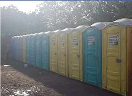 Toilets for hire
