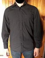 Koszula Męska Czarna Artur Collection rozmiar 37 39