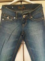 Spodnie jeans 36 S