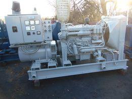 Agregat prądotwórczy 100 110 kw 120 kw 125 130 KW Nieużywany