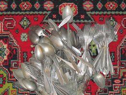 Ложки(вилки) алюминиевые. СССР.