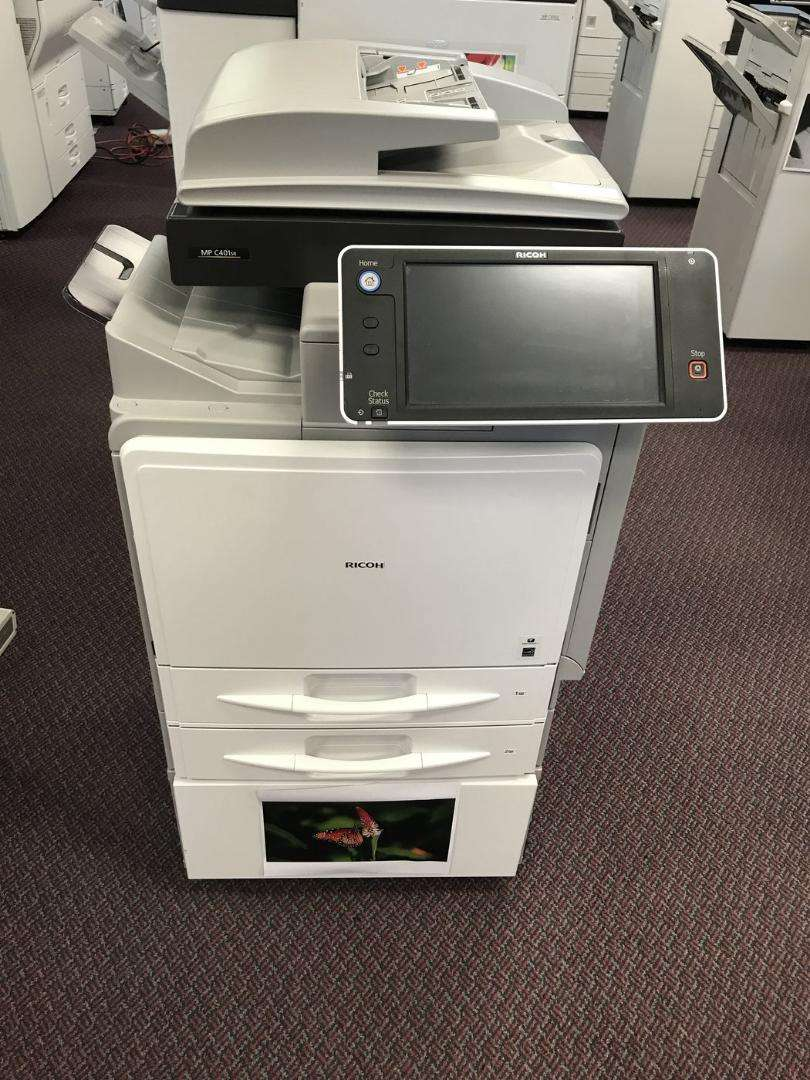 Automatic best selling Ricoh MP C300 photocopier machine 0